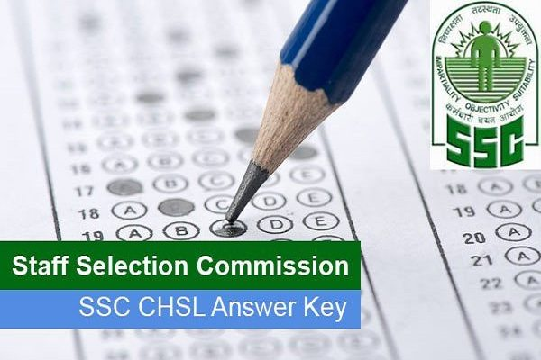 SSC CHSL Tier I Exam Answer Key 2017