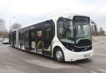 Amaravati Electric buses