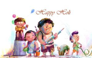 Holi Desktop HD Wallpapers