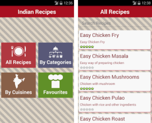 Holi Cooking Apps
