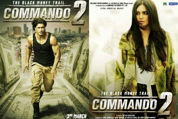 Image result for commando 2 review
