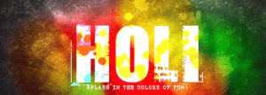 Happy Holi FB Cover Pictures