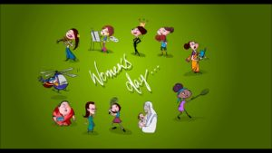 womens day sms