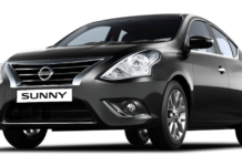 Nissan Sunny price in India