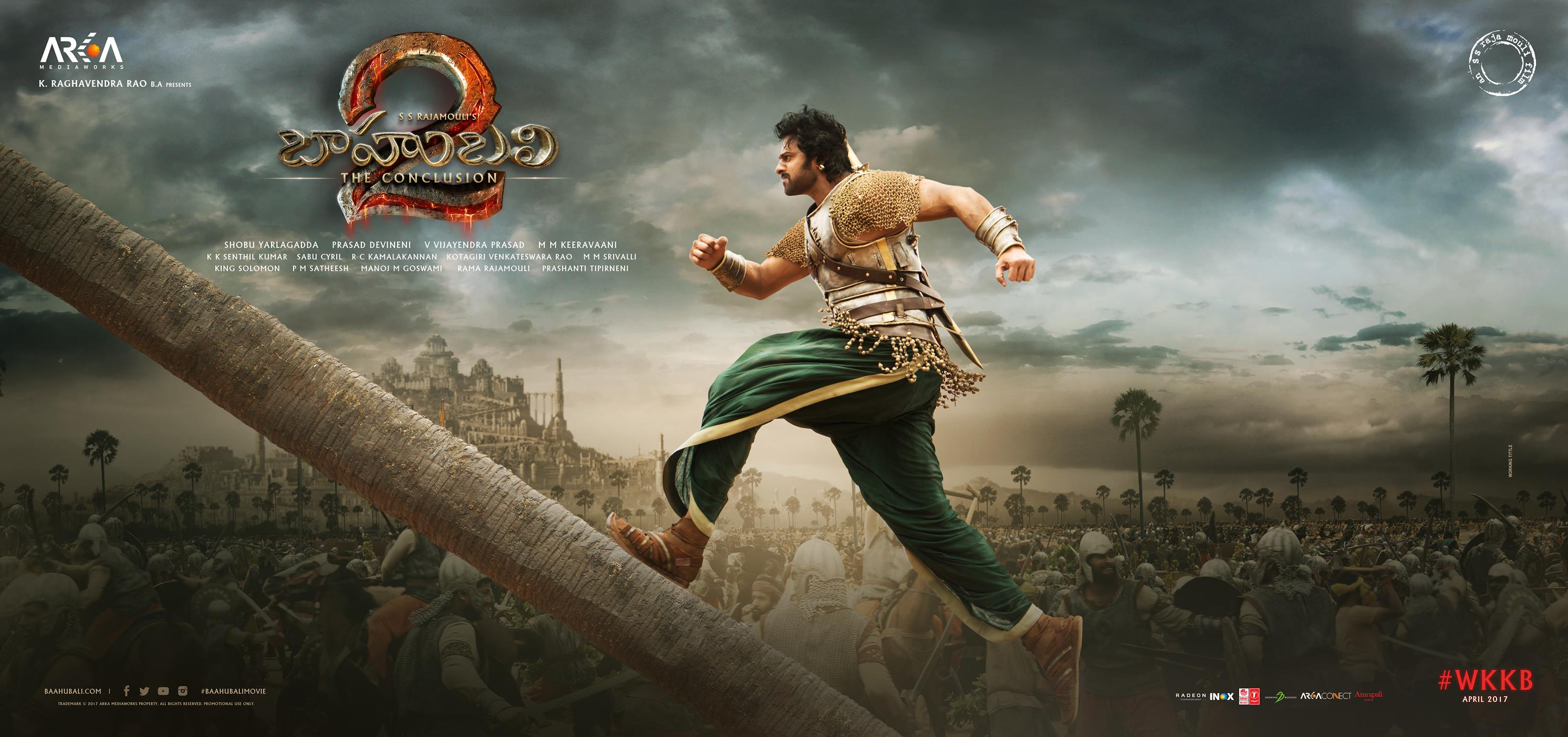 Bahubali 2 release dates - Baahubali 2 Movie Review Rating 4 5 Prabhas Rana Terrific Performance Roared At Box Office Download Image Bahubali 2 Release Dates