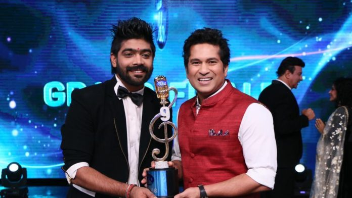 Indian Idol 9 winner