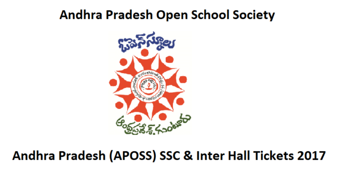 APOSS Hall Ticket 2017