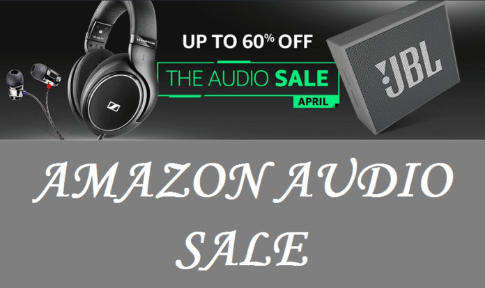 Amazon Audio Sale