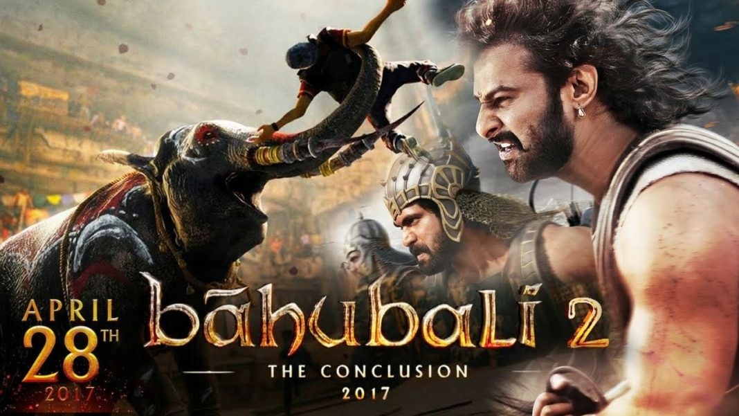 Baahubali 2 Online Ticket booking