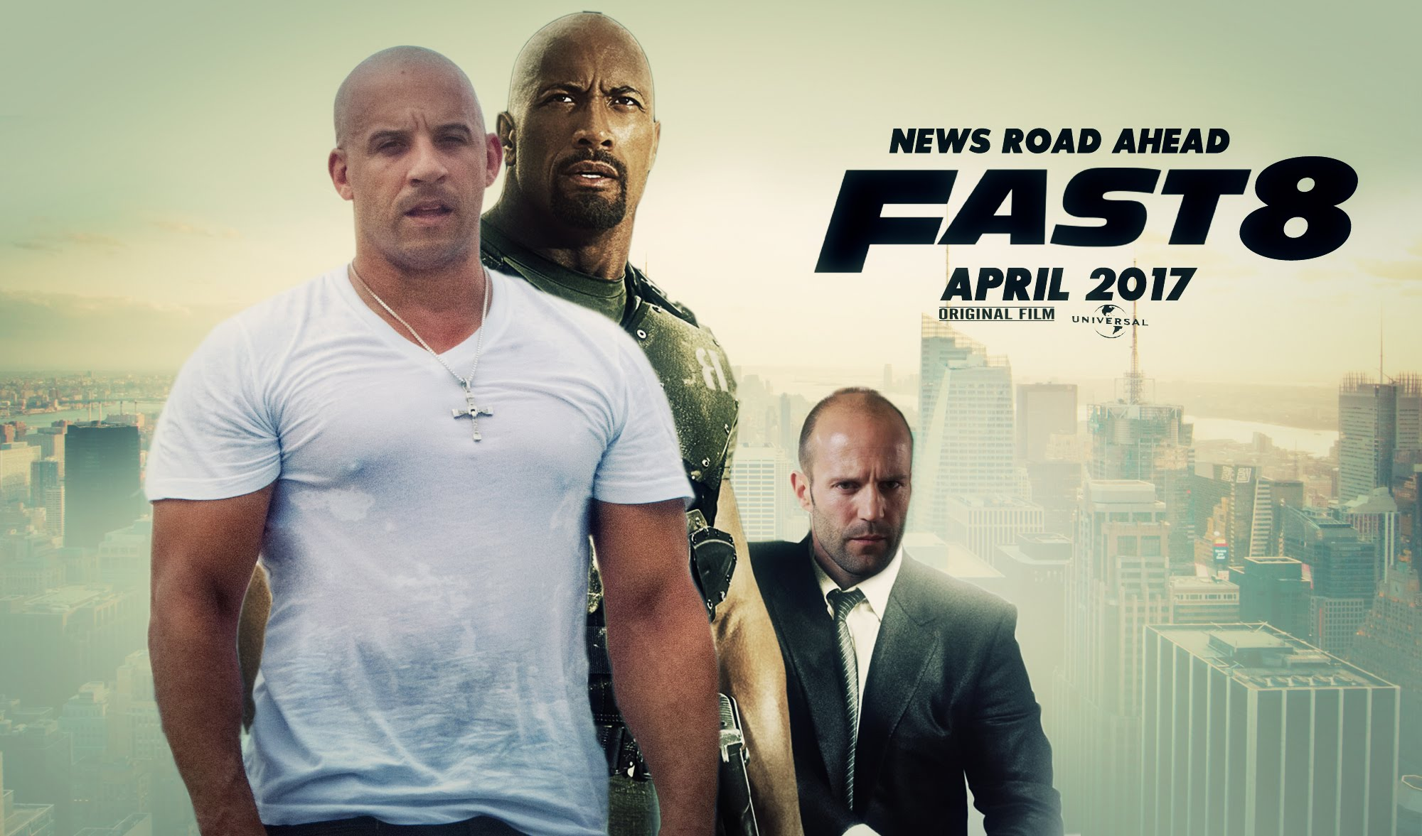 Fast & Furious 8 Review: Speeding car's took the Imagination out of track! 1