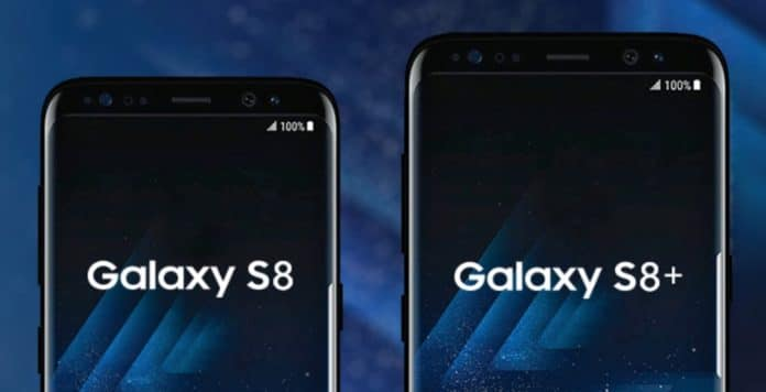 Galaxy S8 and S8+ launched