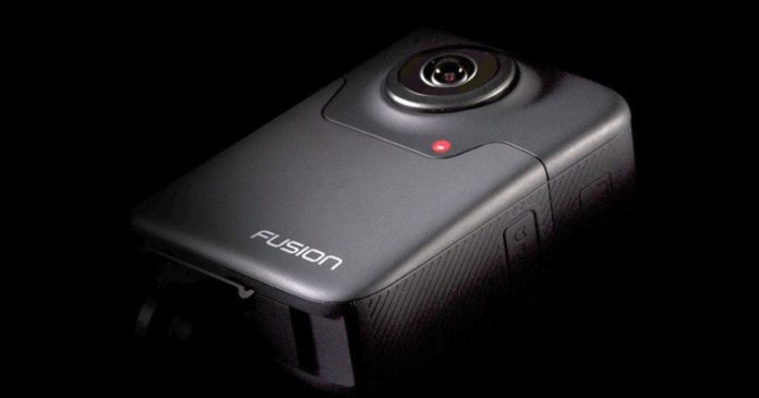 GoPro's new Fusion comes on the heels of Facebook's Surround 360 cameras