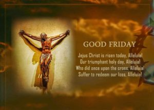 Good Friday Messages