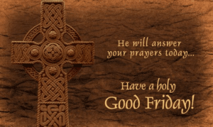 Good Friday Bible Verses pictures