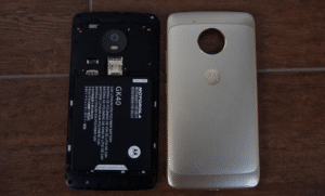 Moto G5 review battery