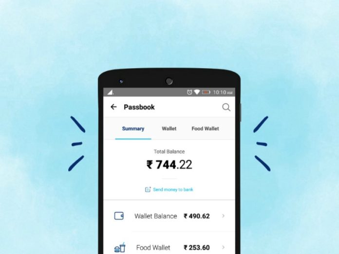 Paytm Food Wallet