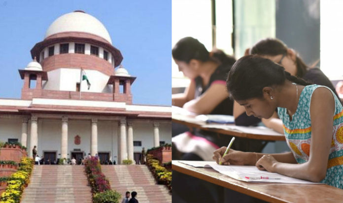 Neet eligibility by SC
