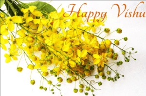 Happy Vishu Kani Images