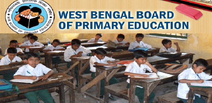 WBBPE Primary Teacher Notification 2017