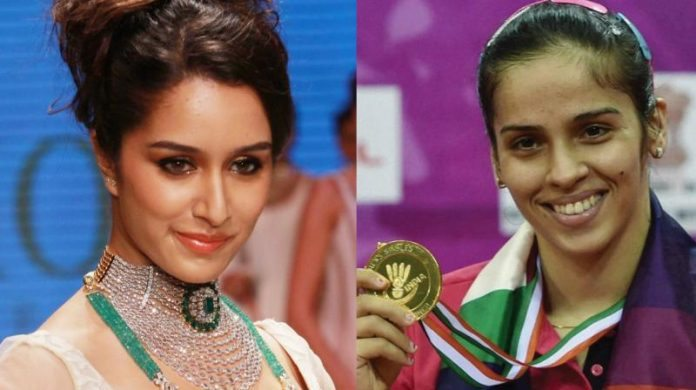 Shraddha Kapoor to Play the Role of Saina Nehwal in her Biopic