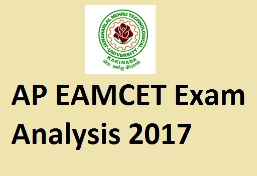 AP Eamcet Exam Analysis