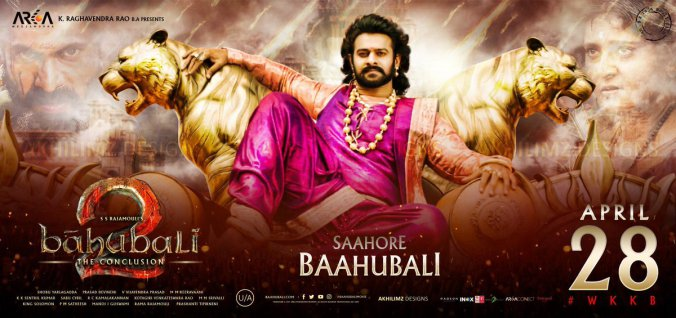 Baahubali : The conclusion review