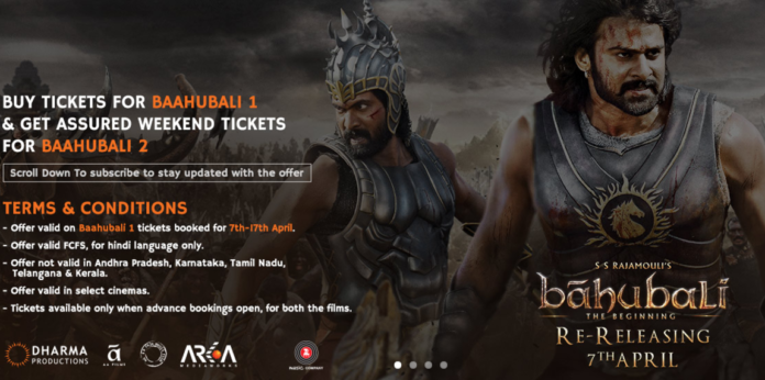 bahubali 2 movie tickets