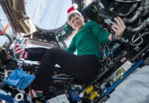 Peggy Whitson to Host First Ever 4K Live Stream from Space