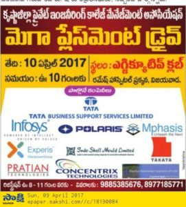 mega job mela pic in paper