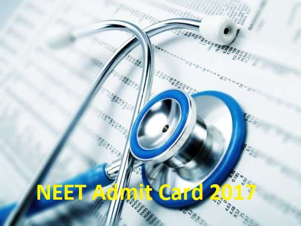 NEET exam on May 7