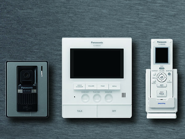 panasonic video door phones