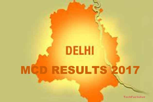 Delhi MCD Election Result