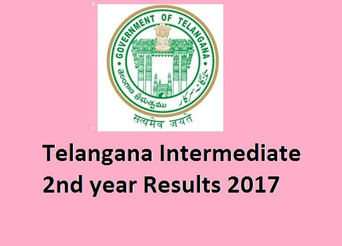 ts inter 2nd year results 2017