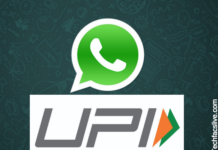 whatsapp upi payment to launch in india