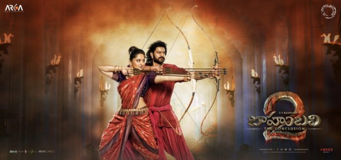 Baahubali: The Conclusion records
