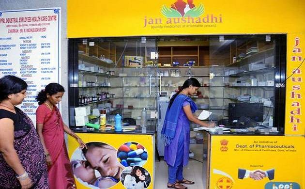 Jan Aushadhi Stores at 1000 Railways Stations