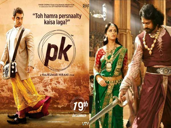 Baahubali Collections Swept of Aamir Khan's PK Records