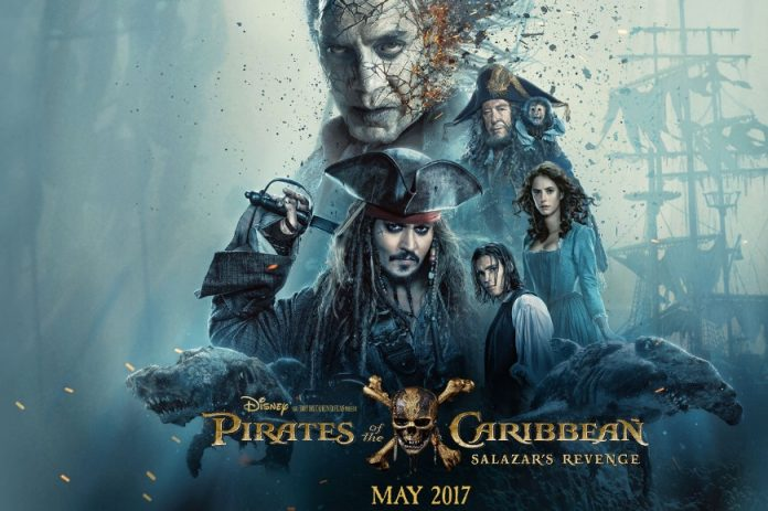 Pirates of Caribbean: Dead Men Tell No Tales