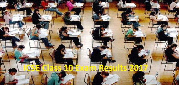 cICSE 10th Board Result