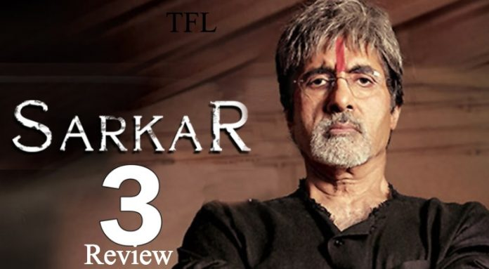 Sarkar 3 Movie Review TFL