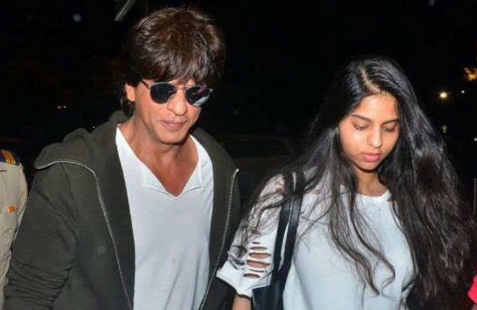King Khan Thanks Everyone Who Wished Daughter Suhana On Her Birthday