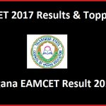 TS EAMCET Results Declared