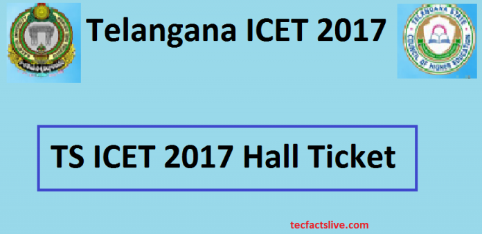 TS ICET Answer Key 2017