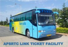 Apsrtc Link Ticket Facility