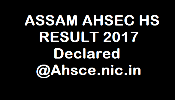 Assam Board Class 12th Result 2017: Know Where To Check