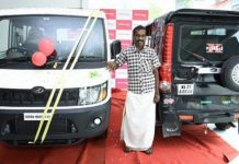 Anand Mahindra gifts a Scorpio to an Auto Rickshaw Owner