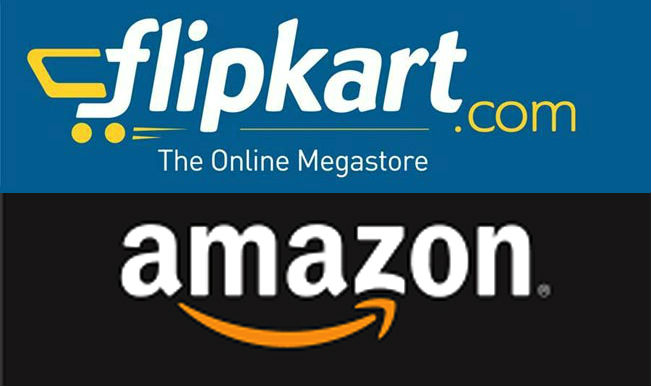 Amazon and Flipkart Sale War