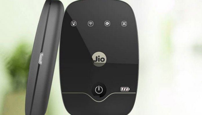 Jio-Fi is Giving 100% Cashback