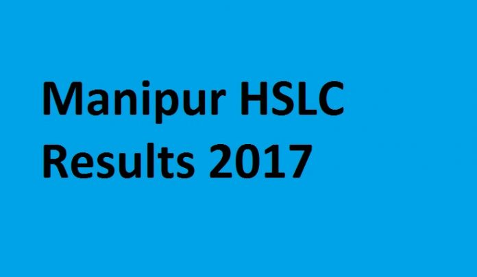 Manipur HSLC Class 10 Results 2017 Are Available At manresults