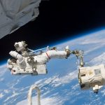 NASA Action Cam Captures Spacewalk